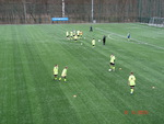 Mecz z PKS Radość 8.04.15.r
