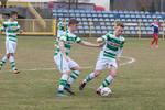 III - liga: Gryf Słupsk S.A. - Lechia II Gdańsk 0:1 (0:1).  12.03.2016