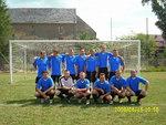 Awans do A-klasy (15.06.2008, Włodzice)