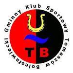 herb GKS Tomaszów Bolesławiecki