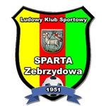herb Sparta Zebrzydowa
