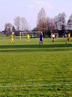 MKS Mianów - Tornado Łódź 24.04.2010