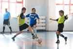 II Turniej Halowej Piłki Nożnej Drużyn Klubowych - Żaki Bieruń 03-03-2012r.