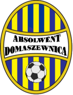herb Absolwent Domaszewnica
