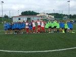 II miejsce w turnieju piłki nożnej w Głogowie Młp