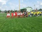 Crasnovia Krasne - Jedność HPP MS 09.05 2015r