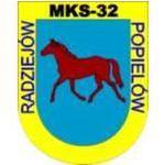 herb MKS 32 Radziejów-Popielów