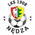 herb LKS 1908 Nędza
