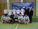 Halowy Turniej Piłki Nożnej w Opalenicy 30.01.2011