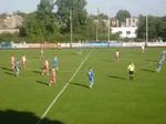 Derby REDOS Polonia Nowy Tomyśl KS Promień Opalenica (1:0)