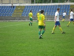 Sezon 2009/2010 Mecz Olimpia Elblag - GLKS Pomowiec Gronowo Elblaskie