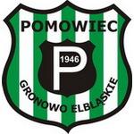 herb GLKS POMOWIEC Agrimasz Gronowo Elbląskie