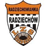 """herb KS """"Radziechowianka"""" Radziechów"""