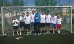 Turniej imienia księdza Jana Berthiera (Liceum) - 24.05.2014r.