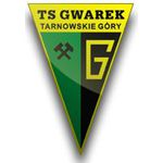 herb TS Gwarek Tarnowskie Góry