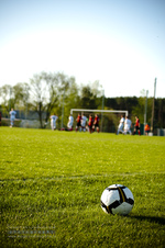 Liga: Piast Karnin - Czarni Browar Witnica fot. Sebastian Jadwiszczak