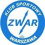 herb KS Zwar Warszawa