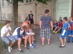 Obóz piłkarski (Szczytno 2014) cz.2