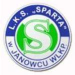 herb Sparta Janowiec Wlkp.