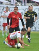 ŁKS - Boruta 2-0