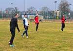 Polonez Bobrowniki - Słupia  mecz sparingowy 5.3.2017 (3:3)
