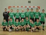 Zdjęcia grupowe oraz trening drużyny na Hali Sportowej w Ścinawce Średniej (04.03.2009 r.)