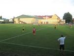 Czarnovia - Pogoria, sparing; 19.07.2013