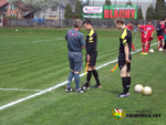 Czarnovia - MKS Dębica (Juniorzy); 22.04.2014