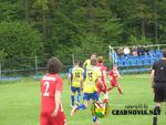 Pogórze W.S. - Czarnovia (Juniorzy); 03.05.2014