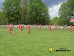Czarnovia - Victoria Ocieka (Juniorzy); 10.05.2014