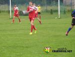 Radomyślanka - Czarnovia (Juniorzy); 31.05.2014