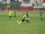 Czarnovia - Sokół Krzywa (Juniorzy); 07.06.2014