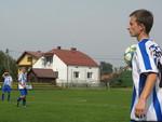 Czarnovia II - LKS Jodłowa; 14.09.2014