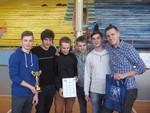 XIV turniej R.Majchra - r.'96; 15.02.2015