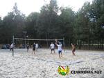 Turniej Kibiców 2015 - siatkówka plażowa