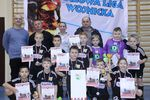 XII Turniej A. Barwińskiego 2018 - rocznik 2009; 27.01.2018