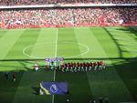 Arsenal - Watford; 01.10.2018