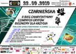 II Bieg Charytatywny Czarnych Gryfów, Biegniemy Dla Krzysia; 20.09.2019