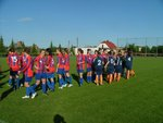 KKP Golden Goal/Bałagany Łubianka - VV Happert (Holandia)
