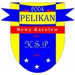 herb Pelikan Nowy Karolew