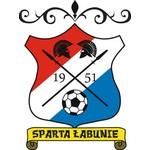 herb Sparta Łabunie