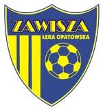 herb Zawisza Łęka Opatowska