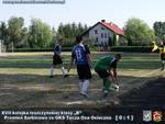 Promień Sarbinowo - GKS Tęcza Osa Osieczna [0 : 1] 17 kolejka 2010/2011