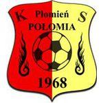 herb KS Płomień Połomia