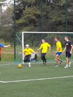Mecz ligowy: Beuthen 09-FC Hajmowcy