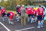 2008-10-19 Zjednoczeni - Tor-Bud Baczyna (fot. Paweł Czepulonis)