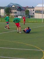 Sparing - Piast vs LKS Borowik Szczejkowice 14.07.2011