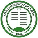 herb GKS Zamczysko Odrzykoń