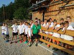 Obóz sportowy - fotorelacja, 9.08.2017 r.