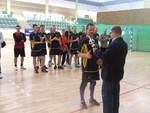 Turniej Halowej Piłki Nożnej - Bolszewo 20 marca